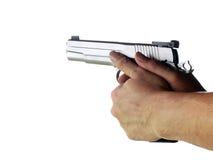 Shoot gun Stock Photo