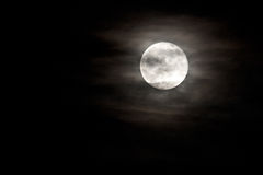 Shoot the Moon Royalty Free Stock Images