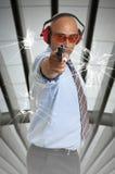 shooter στοκ φωτογραφίες