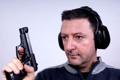 Shooter Royalty Free Stock Photo