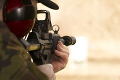 Shooter Stock Photography