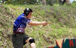 Shooters Stock Photo