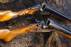 Shootgun Fotografia Stock Libera da Diritti