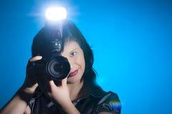 Shooting Stock Image