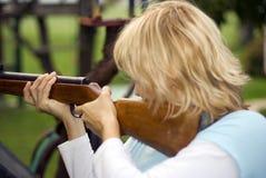 Shooting Royalty Free Stock Photo