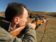 Shooting Fotografía de archivo libre de regalías