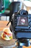 Shooting de la foto Imagen de archivo libre de regalías