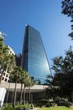 Shooting del rascacielos en el cielo Imagen de archivo libre de regalías