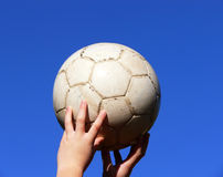 Free Shooting For Goal Royalty Free Stock Image - 987896