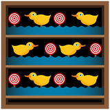 Shooting Gallery Royalty Free Stock Images