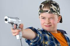 Shooting-game Stock Image
