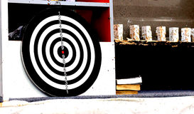 Shooting Range Gun Target Royalty Free Stock Image