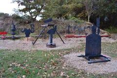 Shooting Range Targets Royalty Free Stock Photo