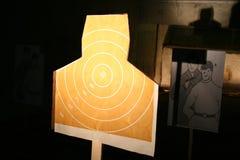 Shooting target Stock Photography