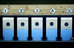 Shooting target Stock Photos
