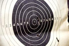 Shooting target Royalty Free Stock Image