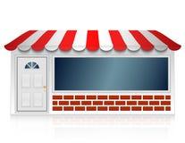 shop stock illustration