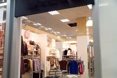 Shop Stock Image