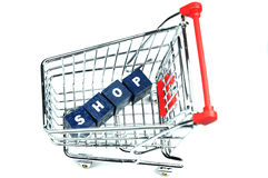 Shop Royalty Free Stock Photo