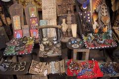The shop artisans Stock Photos