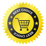 Shop basket icon, Stock Photo