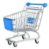 Shop cart 2 Stock Photography