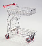 Shop cart Stock Image