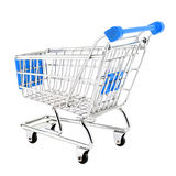 Shop cart 4 Stock Photography