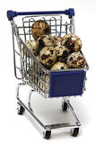 Shop Cart Royalty Free Stock Photography