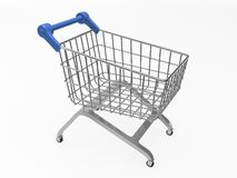 Shop cart Stock Images