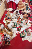 Shop with Christmas toys and gifts Stock Images