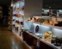 Shop corner Royalty Free Stock Image