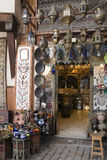 Shop in Fez Marocco Stock Image