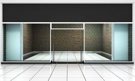 Shop Front. Stock Photography