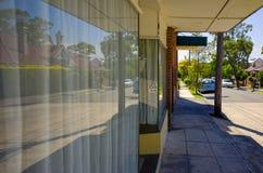Shop front, Urban Street, Sydney, Australia stock photo