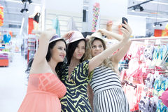 Shop and Fun Stock Photography