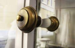 Shop handle door Royalty Free Stock Image