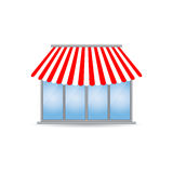 Shop icon Stock Images