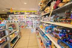 Shop interior Stock Photography