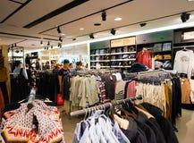 Shop interior Stock Photos