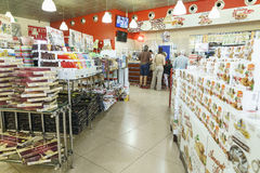 Shop interior Royalty Free Stock Photography