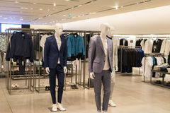 Shop mannequin males Stock Photos