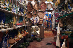 Shop in Morocco Stock Photography