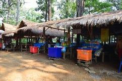 Shop at Phu Kradueng, Loei Stock Photography