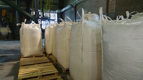 Shop plant for the production of pellets from biomass .Biofuel. Shop plant for the production of pellets from biomass .Biofuel stock photos