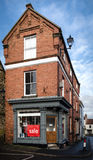 Shop Sale - Malton - Town in England  - North Yorkshire Royalty Free Stock Photography
