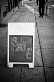 Shop Sale Sign Royalty Free Stock Image
