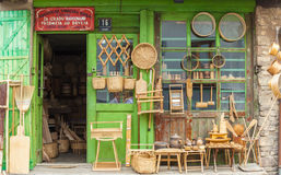 Shop in sarajevo Royalty Free Stock Image