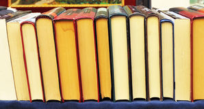 Shop of second hand books Stock Images