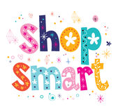 Shop smart Stock Photo